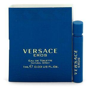 Versace Eros Cologne By Versace Vial (sample)