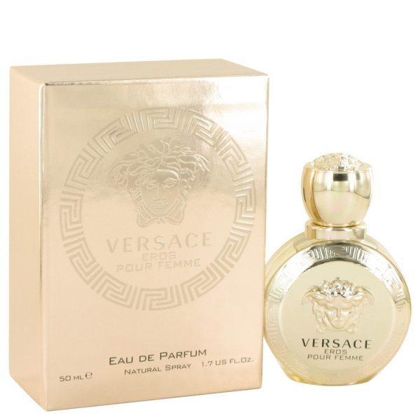 Versace Eros Perfume By Versace Eau De Parfum Spray