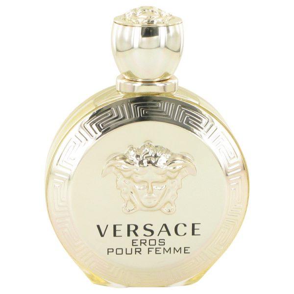 Versace Eros Perfume By Versace Eau De Parfum Spray (Tester)