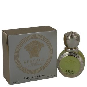Versace Eros Perfume By Versace Eau De Toilette Spray