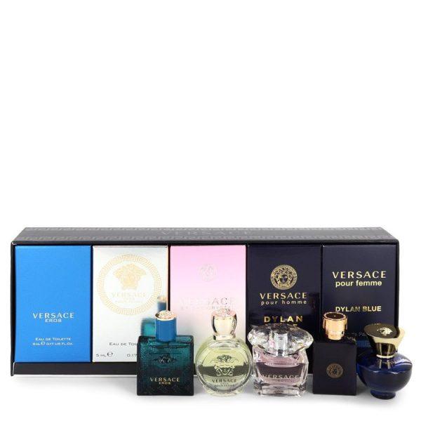 Versace Eros Perfume By Versace Gift Set