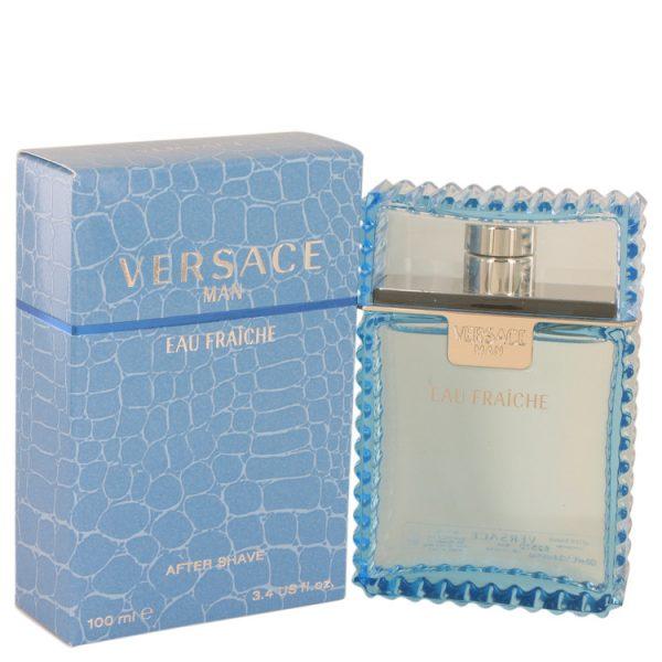 Versace Man Cologne By Versace Eau Fraiche After Shave