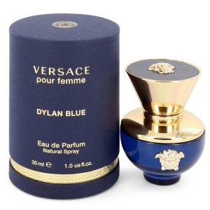 Versace Pour Femme Dylan Blue Perfume By Versace Eau De Parfum Spray