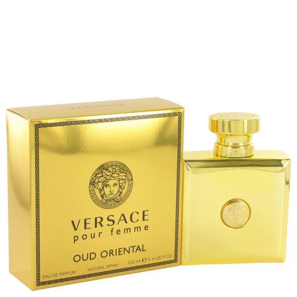 Versace Pour Femme Oud Oriental Perfume By Versace Eau De Parfum Spray
