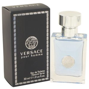 Versace Pour Homme Cologne By Versace Eau De Toilette Spray