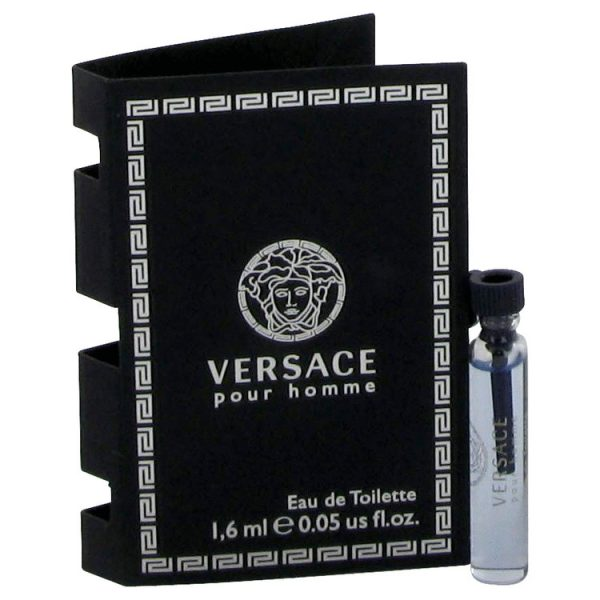 Versace Pour Homme Cologne By Versace Vial (sample)