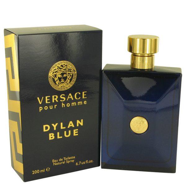 Versace Pour Homme Dylan Blue Cologne By Versace Eau De Toilette Spray