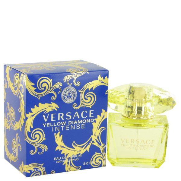 Versace Yellow Diamond Intense Perfume By Versace Eau De Parfum Spray