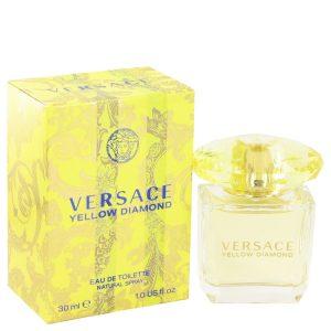 Versace Yellow Diamond Perfume By Versace Eau De Toilette Spray