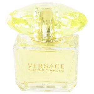 Versace Yellow Diamond Perfume By Versace Eau De Toilette Spray (Tester)