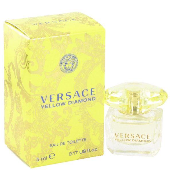 Versace Yellow Diamond Perfume By Versace Mini EDT