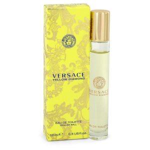 Versace Yellow Diamond Perfume By Versace Mini EDT Rollerball