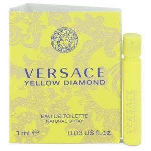 Versace Yellow Diamond Perfume By Versace Vial (sample)