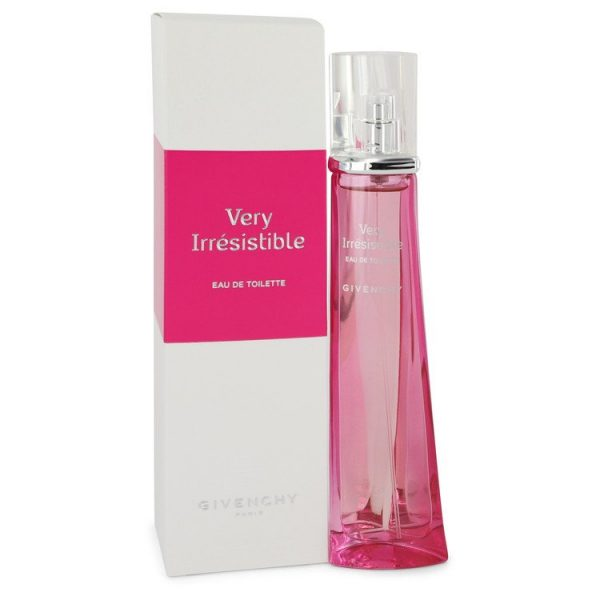 Very Irresistible Perfume By Givenchy Eau De Toilette Spray