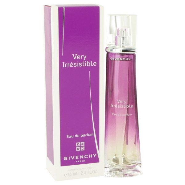 Very Irresistible Sensual Perfume By Givenchy Eau De Parfum Spray