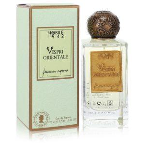 Vespri Orientale Perfume By Nobile 1942 Eau De Parfum Spray (Unisex)