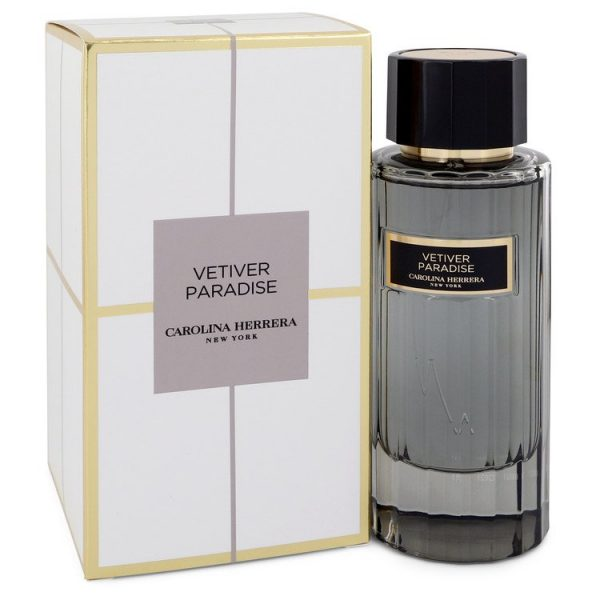 Vetiver Paradise Perfume By Carolina Herrera Eau De Toilette Spray (Unisex)