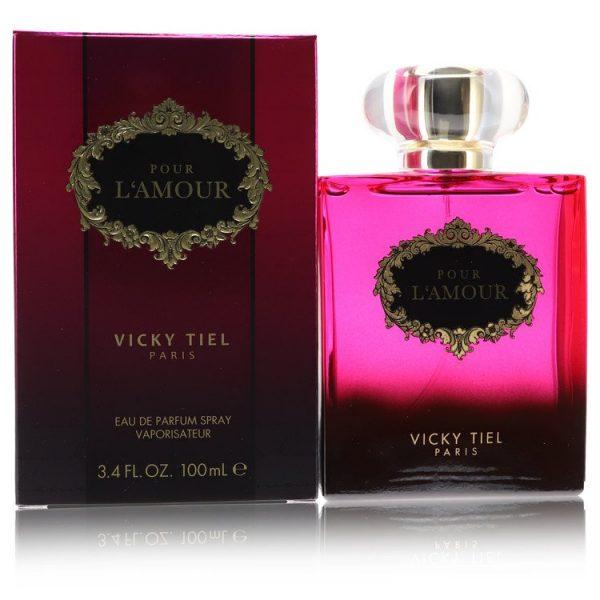 Vicky Tiel Pour L'amour Perfume By Vicky Tiel Eau De Parfum Spray