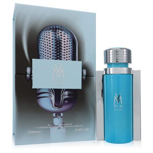 Victor Manuelle Blue Cologne By Victor Manuelle Eau De Toilette Spray