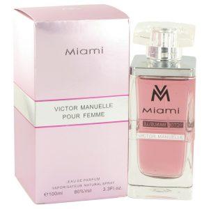 Victor Manuelle Miami Perfume By Victor Manuelle Eau De Parfum Spray