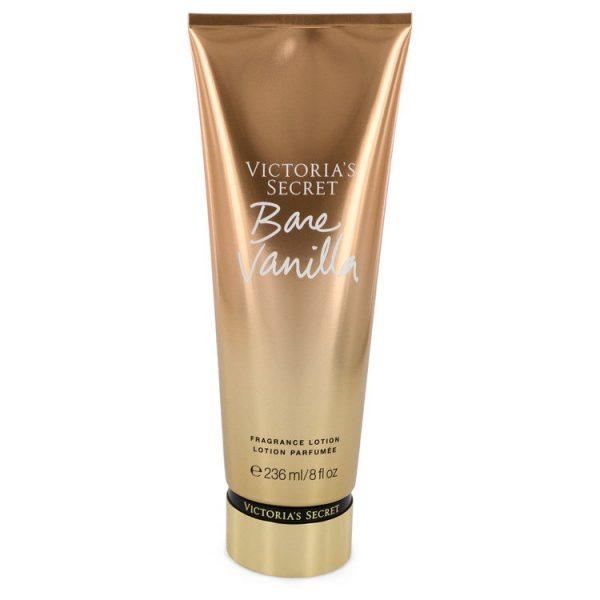 Victoria's Secret Bare Vanilla Perfume By Victoria's Secret Body Lotion