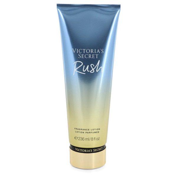 Victoria's Secret Rush Perfume By Victoria's Secret Body Lotion