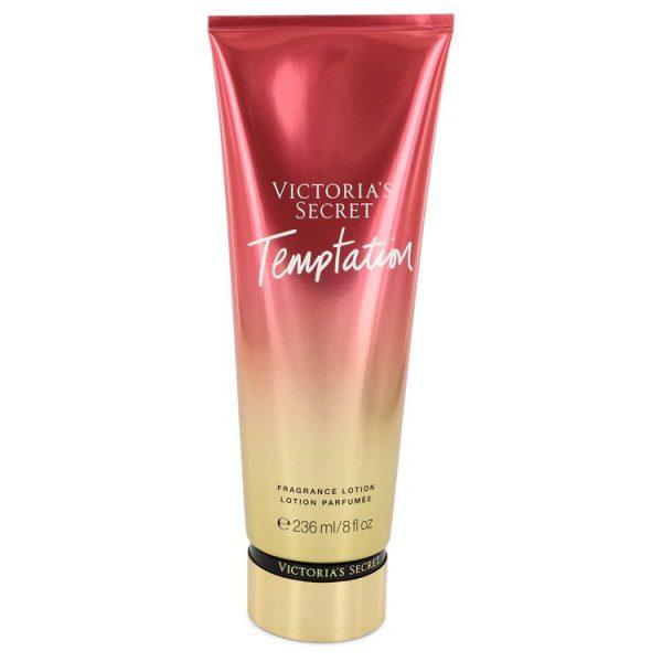 Victoria's Secret Temptation Perfume By Victoria's Secret Body Lotion