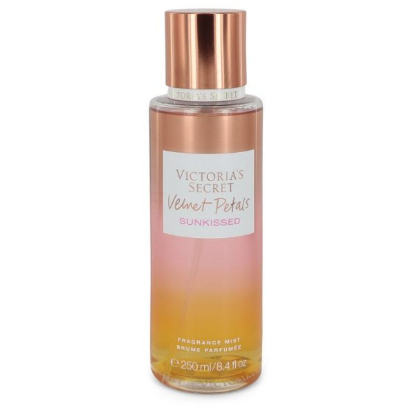 Victoria's Secret Velvet Petals Sunkissed Perfume By Victoria's Secret Fragrance Mist Spray