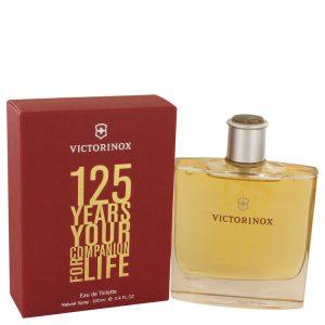 Victorinox 125 Years Cologne By Victorinox Eau De Toilette Spray (Limited Edition)
