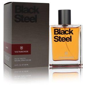 Victorinox Black Steel Cologne By Victorinox Eau De Toilette Spray