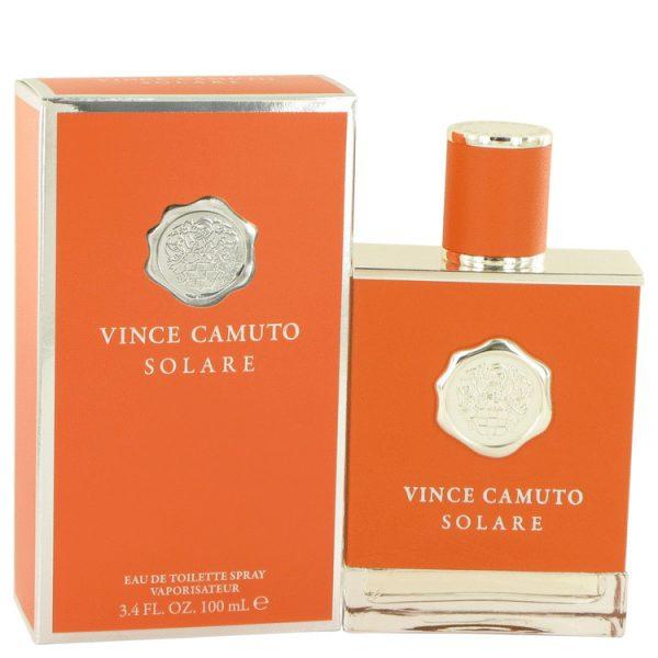 Vince Camuto Solare Cologne By Vince Camuto Eau De Toilette Spray