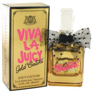 Viva La Juicy Gold Couture Perfume By Juicy Couture Eau De Parfum Spray