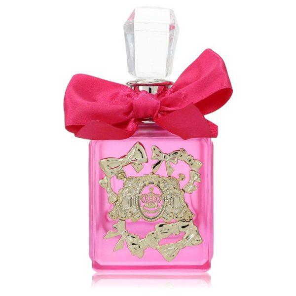 Viva La Juicy Pink Couture Perfume By Juicy Couture Eau De Parfum Spray (Tester)