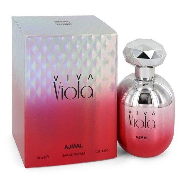Viva Viola Perfume By Ajmal Eau De Parfum Spray