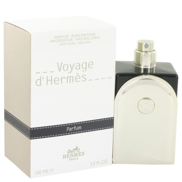 Voyage D'hermes Cologne By Hermes Pure Perfume Refillable (Unisex)