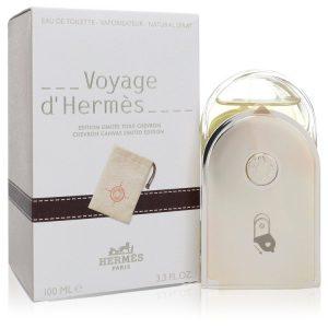 Voyage D'hermes Perfume By Hermes Eau De Toilette Spray with Pouch (Unisex)