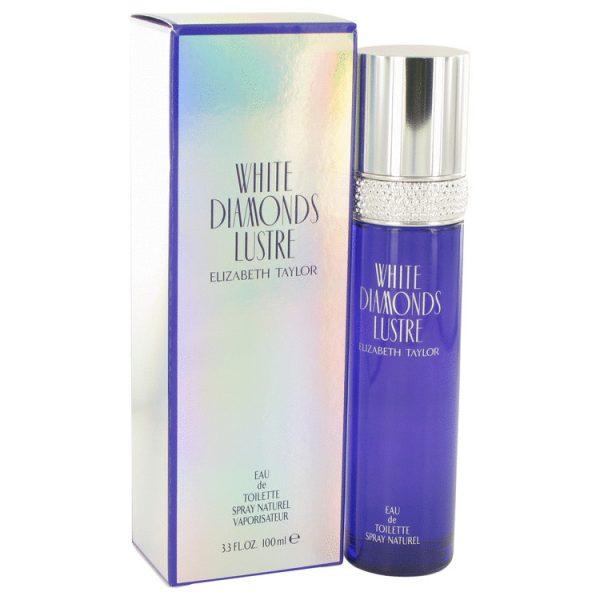 White Diamonds Lustre Perfume By Elizabeth Taylor Eau De Toilette Spray