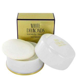 White Diamonds Perfume By Elizabeth Taylor Dusting Powder