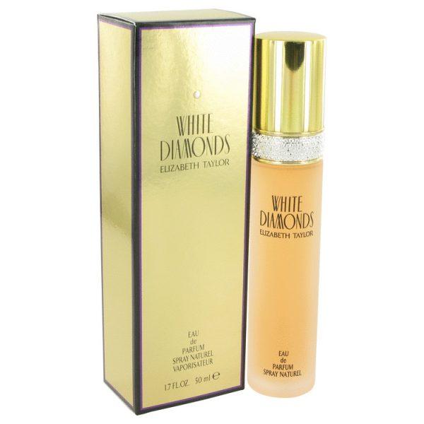 White Diamonds Perfume By Elizabeth Taylor Eau De Parfum Spray