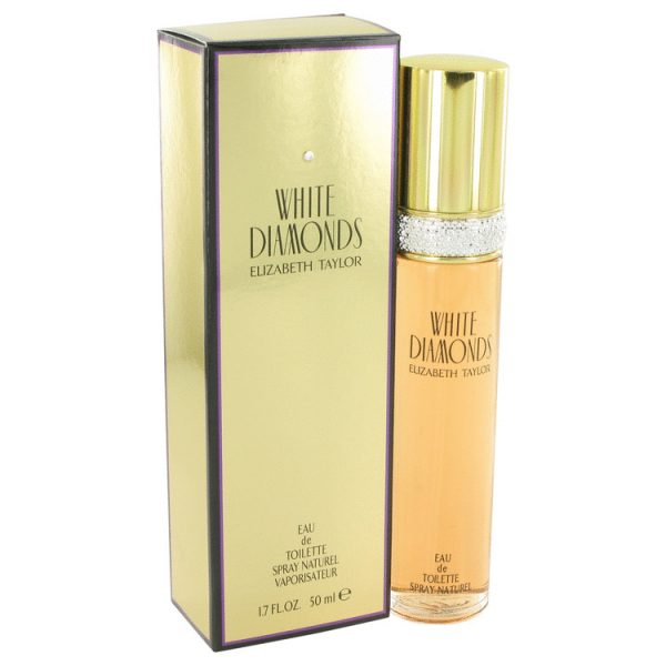White Diamonds Perfume By Elizabeth Taylor Eau De Toilette Spray