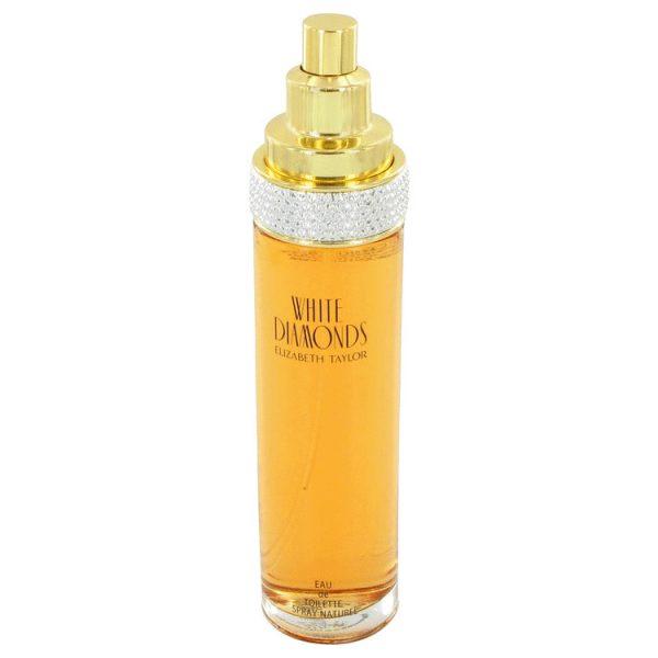 White Diamonds Perfume By Elizabeth Taylor Eau De Toilette Spray (Tester)