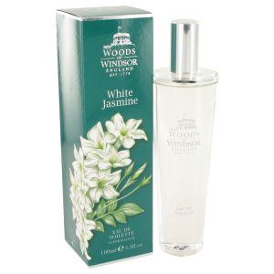White Jasmine Perfume By Woods Of Windsor Eau De Toilette Spray