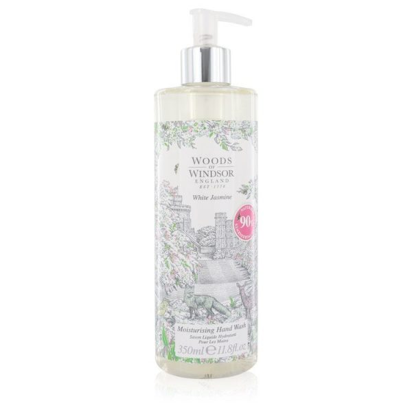 White Jasmine Perfume By Woods Of Windsor Hand Wash