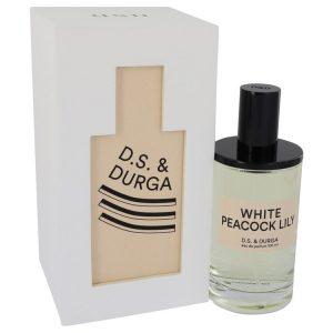 White Peacock Lily Perfume By D.S. & Durga Eau De Parfum Spray (Unisex)