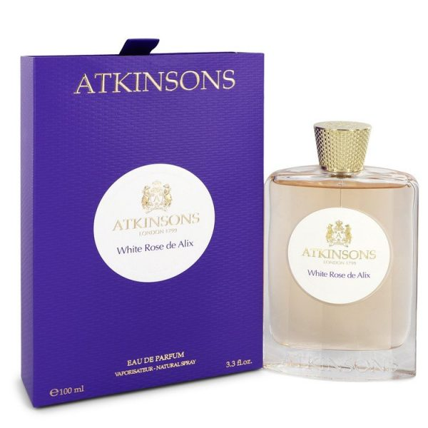 White Rose De Alix Perfume By Atkinsons Eau De Parfum Spray