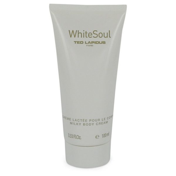 White Soul Perfume By Ted Lapidus Body Milk