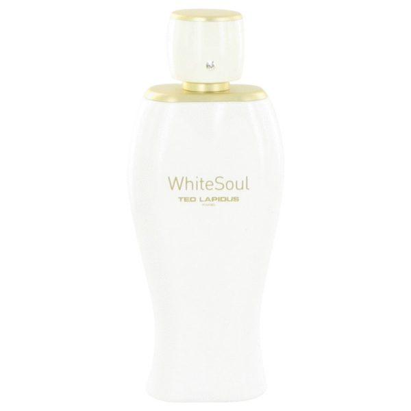 White Soul Perfume By Ted Lapidus Eau De Parfum Spray (unboxed)