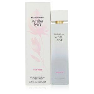 White Tea Wild Rose Perfume By Elizabeth Arden Eau De Toilette Spray