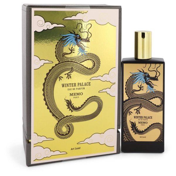 Winter Palace Perfume By Memo Eau De Parfum Spray (Unisex)