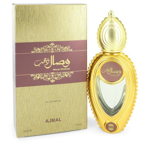 Wisal Dhahab Perfume By Ajmal Eau De Parfuim Spray (Unisex)